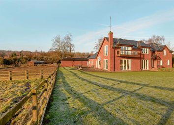 Thumbnail 4 bed property for sale in Burley Hill, Allestree, Derby, Derbyshire