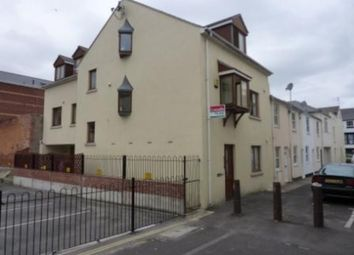 Thumbnail 1 bedroom flat to rent in Clifton Place, Weymouth