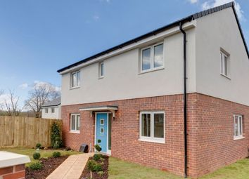 Thumbnail 4 bed detached house for sale in The Oak, Elburton, Plymouth