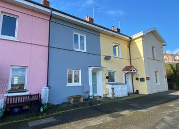 Thumbnail 2 bed terraced house for sale in Railway Terrace, Neyland, Milford Haven