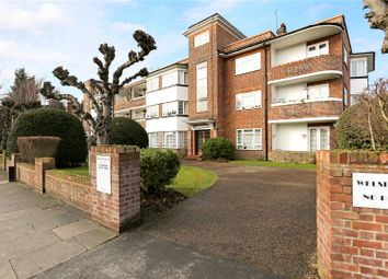 Thumbnail 3 bedroom flat for sale in Welsby Court, Eaton Rise, Ealing