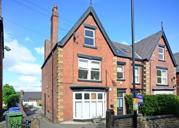 Thumbnail 3 bed flat for sale in Psalter Lane, Sheffield