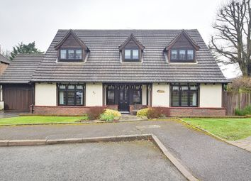 Thumbnail 4 bed detached house for sale in Dale Wood Road, Orpington