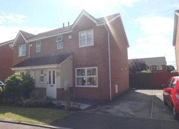 Thumbnail 3 bed semi-detached house to rent in Norley Close, Warrington