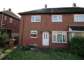 Thumbnail 3 bedroom semi-detached house for sale in Brundall Oval, Stoke-On-Trent