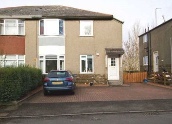 Thumbnail 2 bed flat for sale in Croftwood Avenue, Croftfoot, Glasgow