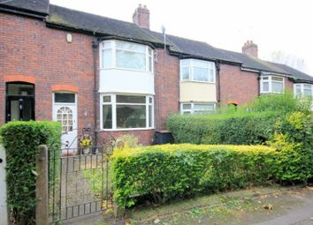 Thumbnail 3 bed town house for sale in Hill Street, Newcastle-Under-Lyme
