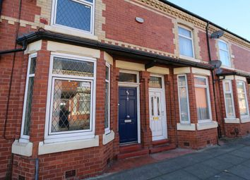 Thumbnail 2 bed terraced house for sale in Blandford Road, Salford, Greater Manchester