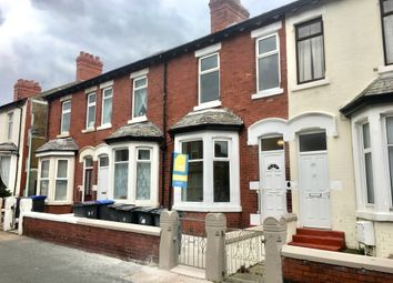 Thumbnail 4 bed terraced house to rent in Oxford Road, Blackpool