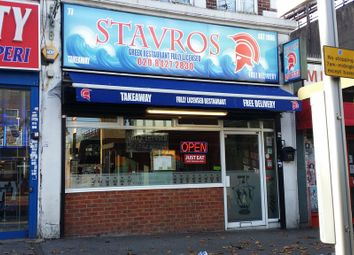 Thumbnail Restaurant/cafe to let in Station Road, North Harrow, Harrow