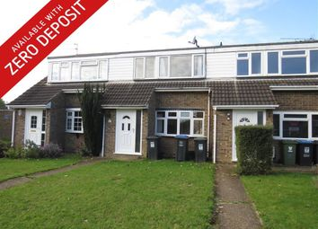 Thumbnail 3 bed property to rent in Codicote Row, Hemel Hempstead