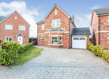 Thumbnail 4 bed detached house for sale in The Rowans, Greenhalgh, Preston, Lancashire