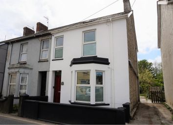 Thumbnail 3 bed semi-detached house for sale in Station Road, Par