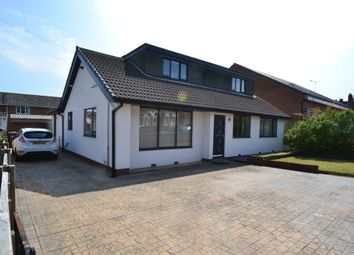 Thumbnail 4 bed detached bungalow for sale in Moorhouse View, South Elmsall, Pontefract