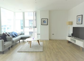 Thumbnail 2 bed flat to rent in Pinto Tower, 4 Hebden Place, London