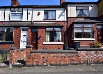 Thumbnail 2 bed terraced house for sale in Lawton Street, Burslem, Stoke-On-Trent
