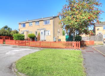 Thumbnail 1 bed terraced house for sale in Cromwell Close, Southowram, Halifax