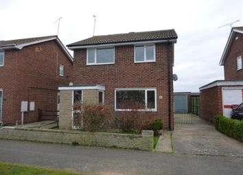 Thumbnail 3 bed detached house to rent in Glen Eagles Way, Retford