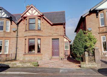 Thumbnail 3 bed semi-detached house for sale in Castle Douglas Road, Dumfries