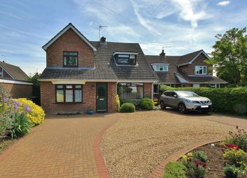 Thumbnail 3 bed detached house for sale in Elm Drive, St. Ives, Huntingdon