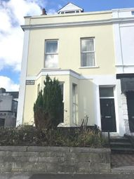 Thumbnail 1 bedroom flat to rent in Sea View Terrace, Lipson, Plymouth