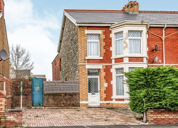 Thumbnail 3 bedroom end terrace house for sale in Acland Road, Bridgend
