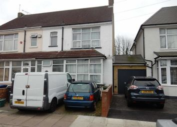 Thumbnail 3 bed semi-detached house for sale in Greenford Avenue, Southall, Middlesex