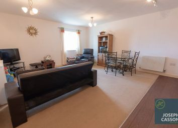 Thumbnail 2 bed flat for sale in Manley Gardens, Bridgwater, Somerset