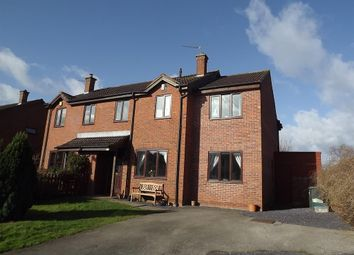 Thumbnail 5 bed semi-detached house for sale in Moor Croft Drive, Longwell Green, Bristol