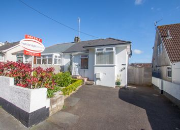 Thumbnail 2 bedroom semi-detached bungalow for sale in Glenfield Road, Plymouth