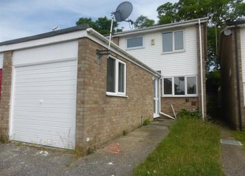Thumbnail 3 bed semi-detached house to rent in North Hill Gardens, Ipswich
