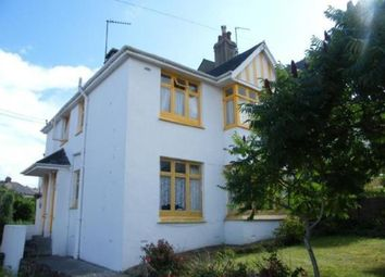 Thumbnail 2 bed flat for sale in Paignton, Devon