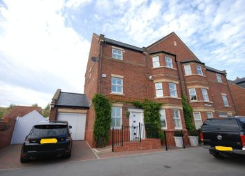 Thumbnail 5 bedroom semi-detached house for sale in Barmoor Drive, Gosforth, Newcastle Upon Tyne
