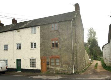 Thumbnail 3 bed end terrace house for sale in Ludwell, Shaftesbury, Wiltshire