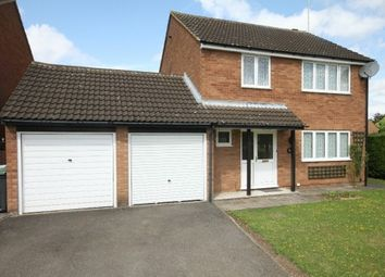 Thumbnail 4 bed detached house to rent in Blakeney Drive, Luton