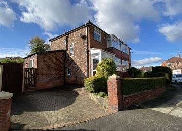 3 bed semi-detached house for sale in Downham Crescent, Prestwich, Manchester M25