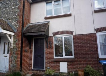 Thumbnail 1 bed terraced house to rent in Perryfields, Burgess Hill