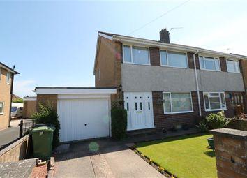 Thumbnail 3 bed semi-detached house for sale in Keld Road, Carlisle, Cumbria