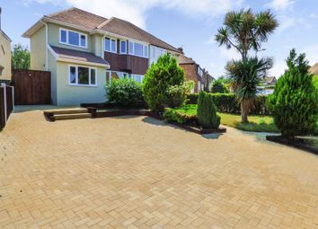 Thumbnail 4 bedroom semi-detached house for sale in Cruden Road, Gravesend