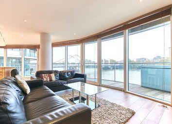 Thumbnail 2 bed flat to rent in Howard Building, Chelsea Bridge Wharf