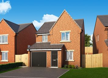 "Thumbnail 3 bed property for sale in ""The Redwood"" at Heathway, Seaham"