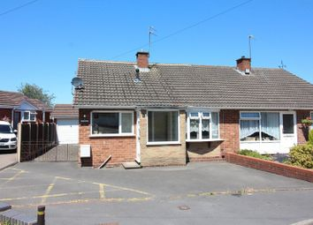 Thumbnail 3 bed semi-detached bungalow for sale in Astor Road, Kingswinford