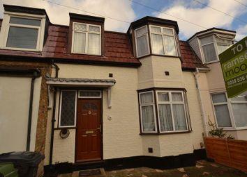 Thumbnail 3 bed terraced house to rent in Norfolk Road, Dagenham