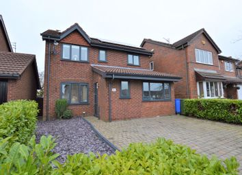 Thumbnail 4 bed detached house for sale in Rowanswood Drive, Godley, Hyde