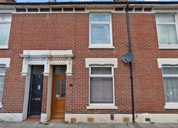 Thumbnail 2 bedroom terraced house for sale in Station Road, Portsmouth