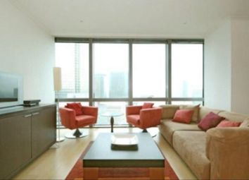Thumbnail 2 bed flat to rent in No. 1 West India Quay, 14-26 Hertsmere Road, Canary Wharf, Docklands, London