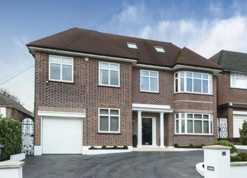 Thumbnail 6 bed detached house for sale in Fairholme Gardens, Finchley, London