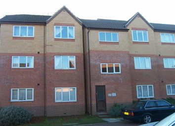 Thumbnail 1 bed flat to rent in Simpson Close, Leagrave, Luton