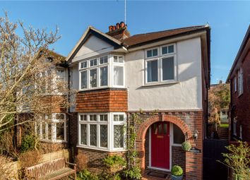 Thumbnail 3 bed semi-detached house for sale in Horsham Road, Dorking, Surrey