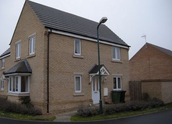 Thumbnail 3 bedroom semi-detached house to rent in Baldwin Drive, British Sugar, Peterborough, Cambridgeshire
